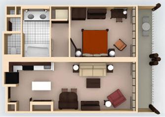 Jambo house room layouts