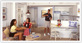 Disney Vacation Club Resorts