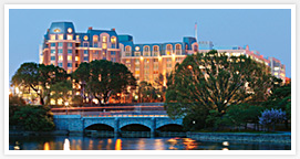 Disney Vacation Club: Mandarin Oriental, Washington, D.C.
