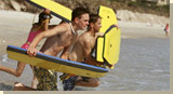 Resort Activities: Boogie boarders at Disney's Vero Beach Resort, Florida
