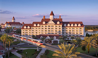 Disney's Saratoga Springs Resort & Spa, a Disney Vacation Club Resort