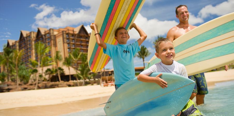 Aulani, Disney Vacation Club Villas, Ko Olina, Hawai'i